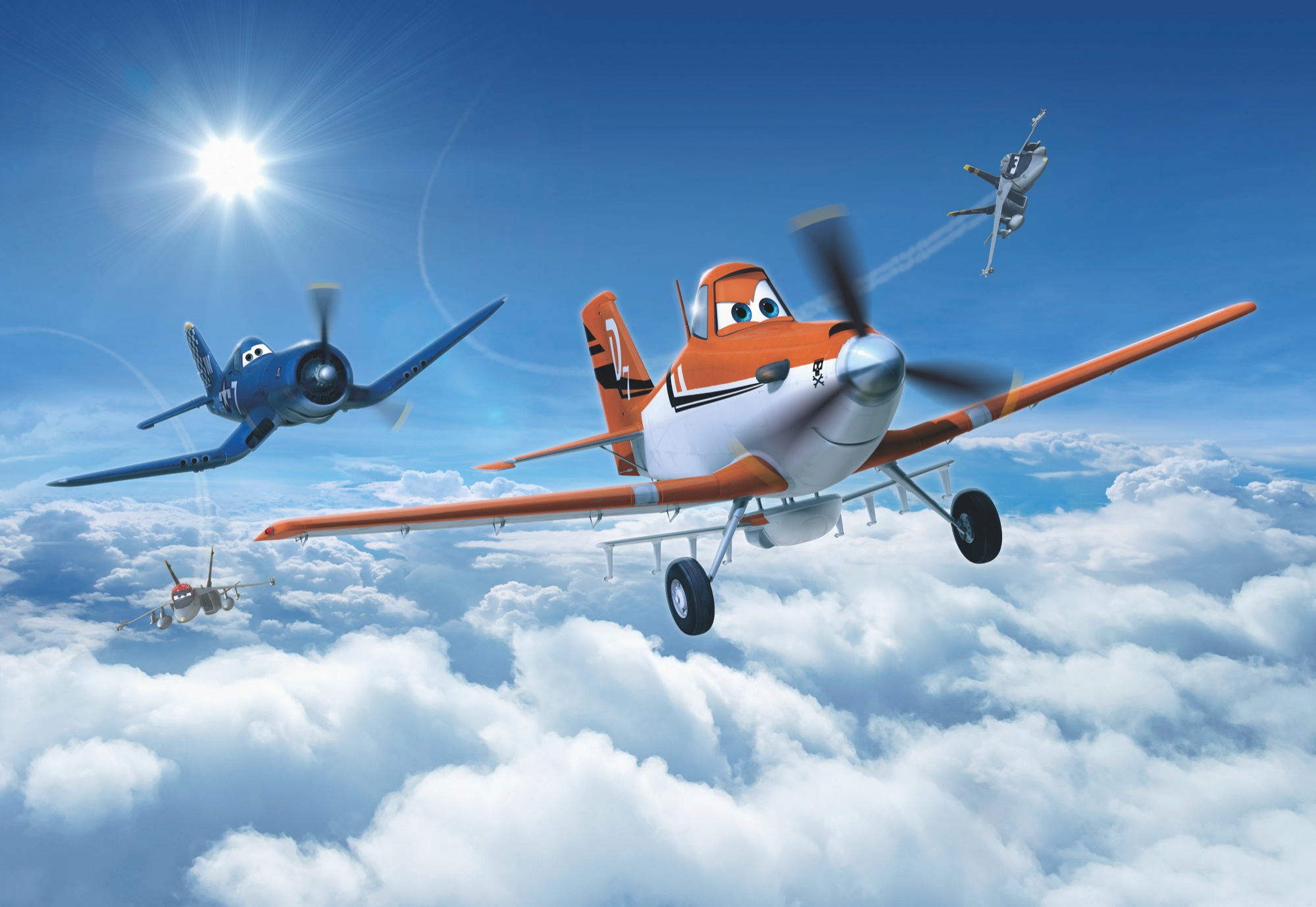 komar-fototapete-planes-above-the-clouds-8-465